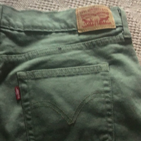 Levi's Pants - Levi's stretch shorts